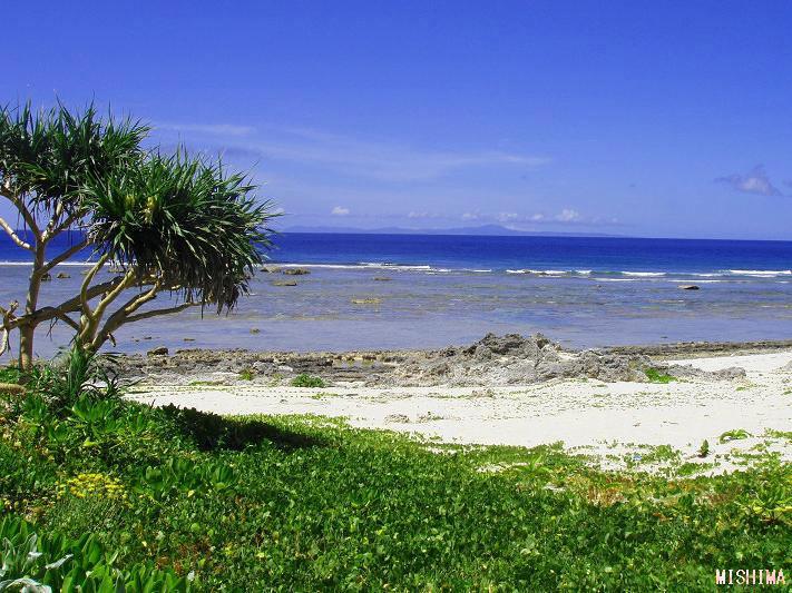 沖永良部島と徳之島の風景(鹿児島県)